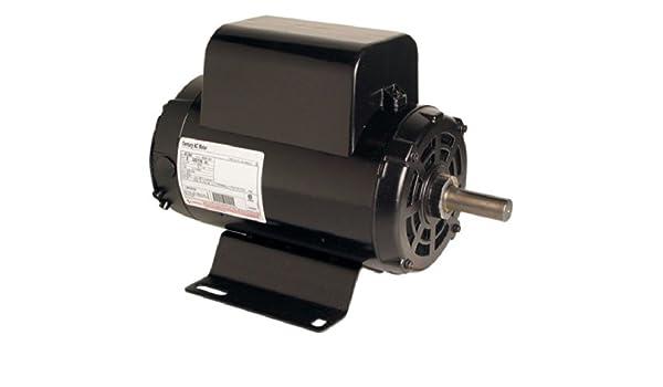 5 HP 3450rpm r56y Marco 208 - 230 V Repuesto Compresor De Aire Del Motor Motor eléctrico de - Ao Smith # B: Amazon.es: Amazon.es