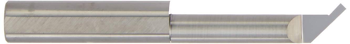 0.062//.064 Groove Width Solid Carbide Tool Micro 100 UC-31062-20 Right Hand Undercut Grooving Tool 0.100 Projection 1.250 Maximum Bore Depth 0.325 Minimum Bore Diameter 0.3125 Shank Diameter 2.5 Overall Length