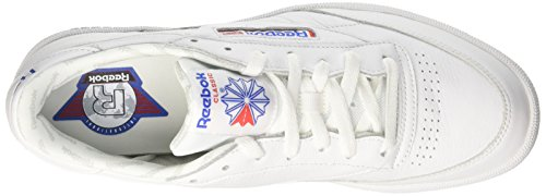 Black Prml Vital Gymnastics Reebok Blk White Solid Men's Club White Blue Off Shoes White Red Lgh 85 So Grey C Z4T0gqw4
