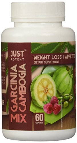 Garcinia-Cambogia-Mix-By-Just-Potent-1000mg-Garcinia-Cambogia-65-HCA-200mg-of-Green-Coffee-Bean-200mg-of-Raspberry-Ketones