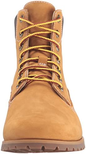 Timberland Women's Joslin 6 Inch Chukka Boot, Wheat Nubuck