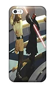 DanRobertse Case Cover Protector Specially Made For Iphone 4s Star Wars Tv Show Entertainment