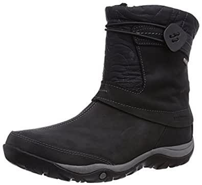 Amazon.com | Merrell Women's Dewbrook Zip Waterproof