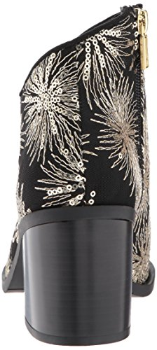 Kenneth Notch Womens Stars Western Ankle Cole Music Bootie Cue Style The Black REACTION BqB1raU