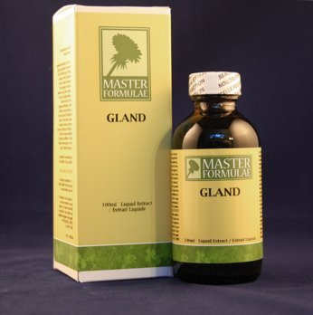 Gland (Thyroid & Endocrine Glands) - 3.38oz Herbal Extract Blend
