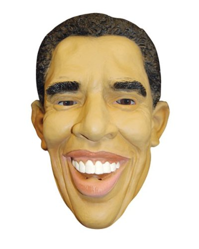President Barack Obama Mask - Halloween Costume]()