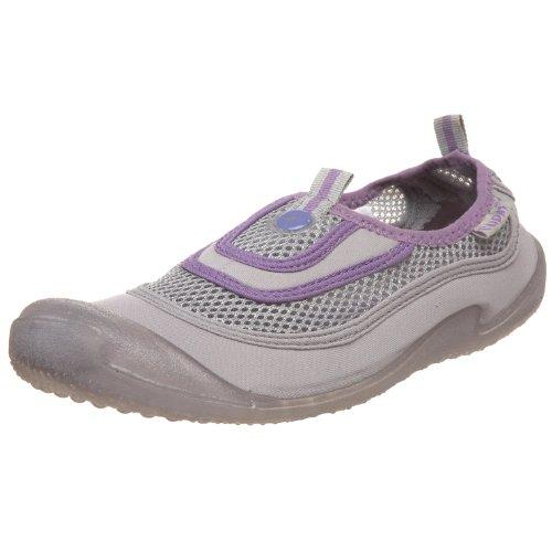 Cudas Women's Flatwater Water Shoe,Grey,6 M US (Cuda Shop)