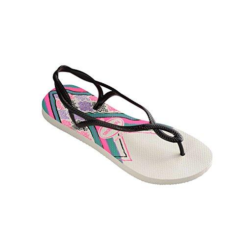 Havaianas Sandals Women Luna Print White qtcbrcv6