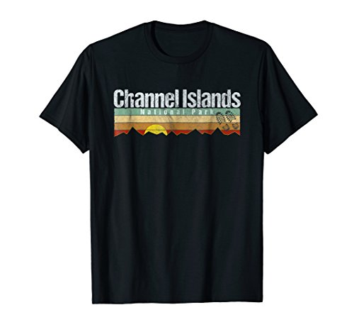 Channel Islands National Park T-Shirt-Camping Hiking Tee
