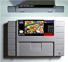Super Bomberman - Action Game Cartridge US Version - Game Card For Sega Mega Drive For Genesis