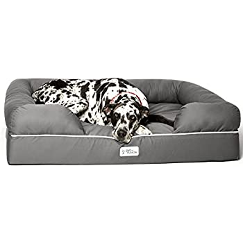 Amazon.com : Dogbed4less Jumbo Extra Large Memory Foam Dog