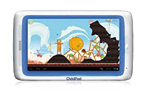 Archos ChildPad 7-Inch Tablet (White/Blue Trim)