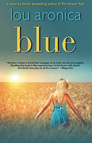book cover of Blue