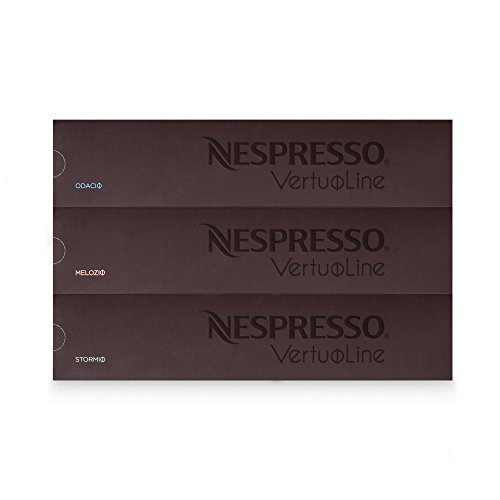 Nespresso Vertuoline Best Seller Assortment, 10 Count (Pack of 3) by Nespresso (Image #3)