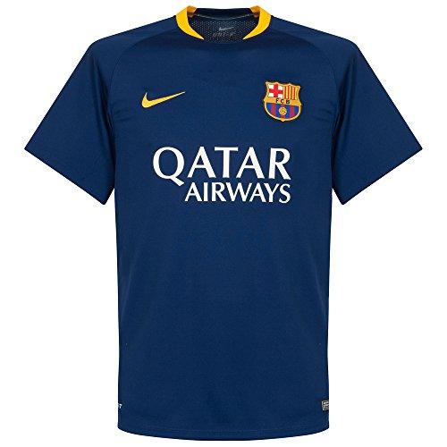 Nike 2015/16 FC Barcelona Pre-Match Training Soccer Jersey (X-Large)