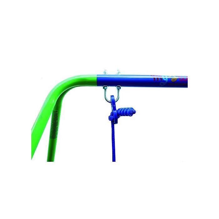 41bGUfN fEL Estructura de acero zincado anticorrosión Asiento de pvc resistente y con tratamiento uv Fácil montaje y mantenimiento