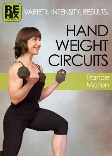 Hand Weight Circuits [Download] by Remix Workouts