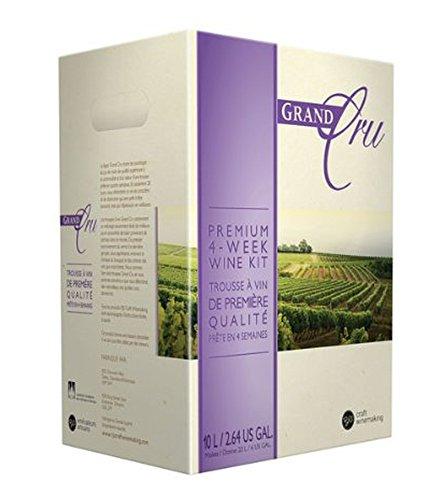 Grand Cru Pinot Noir Wine Making Kit