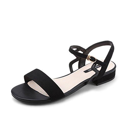 Zapatos Verano De Mujer De Romanos Word De Zapatos De ZCJB Zapatos Tac Banda fqZOntWwvH