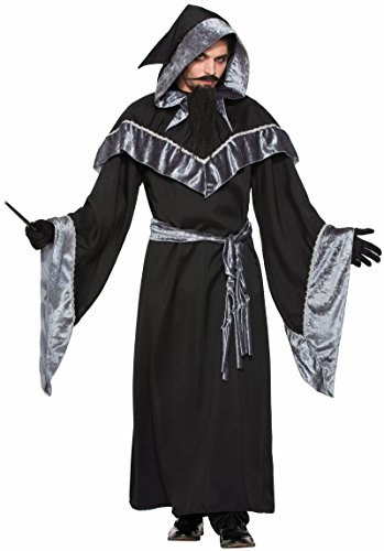 Forum Novelties Adult Mystic Sorcerer Costume, Standard -