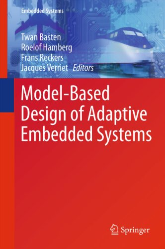 Download Model-Based Design of Adaptive Embedded Systems Pdf