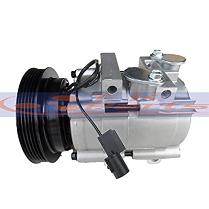 Amazon.com: TKParts New A/C Compressor 97610-H1021 For Hyundai Terracan 2.9 CRDi 2001-2007: Automotive