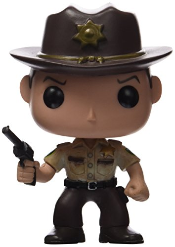 POP! Vinilo - The Walking Dead Rick Grimes