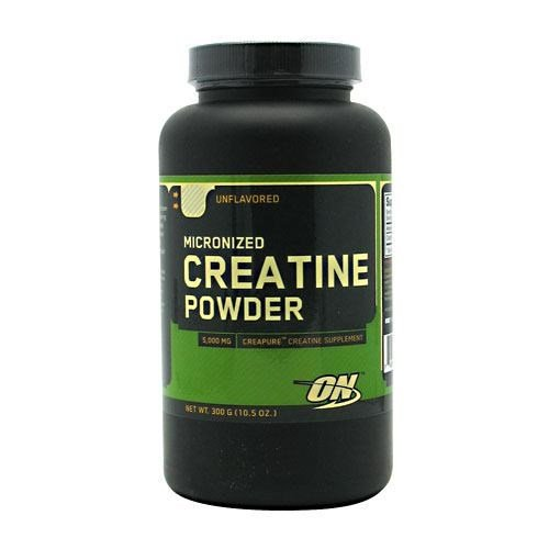 Optimum Nutrition Micronized Creatine Powder 300g by OPTIMUM NUTRITION