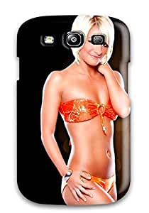 Durable Protector Case Cover With Miami Heat Cheerleader Basketball Nba Hot Design For Galaxy S3