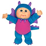Cabbage Patch Kids 9 Inch Collectible Fantasy Friends Softbody Cuties Doll, Sparky Dragon