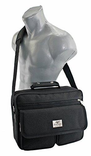 * Blu * XXL borsa a tracolla volo accompagnavano business Custodia oxs lurenzo al lavoro o in borsa