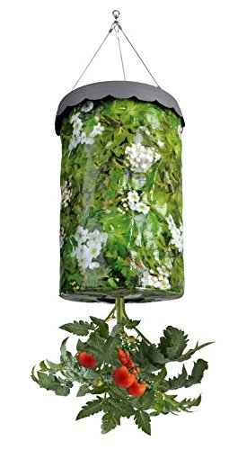 (Esschert Design Upside Down Tomato Planter)