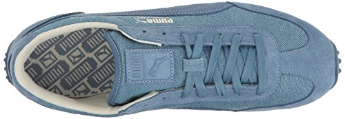 Puma Wervelwind Denim Fashion Sneaker Blue Fog-whisper White
