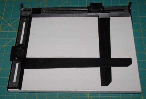 "LPL 8"" x 10"" easel mask darkroom developing"