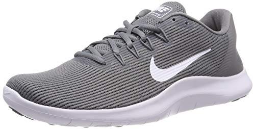 a96a1e648f557 Nike Men s Flex 2018 RN Cool Grey White Cool Grey Running Shoe 8.5 Men US