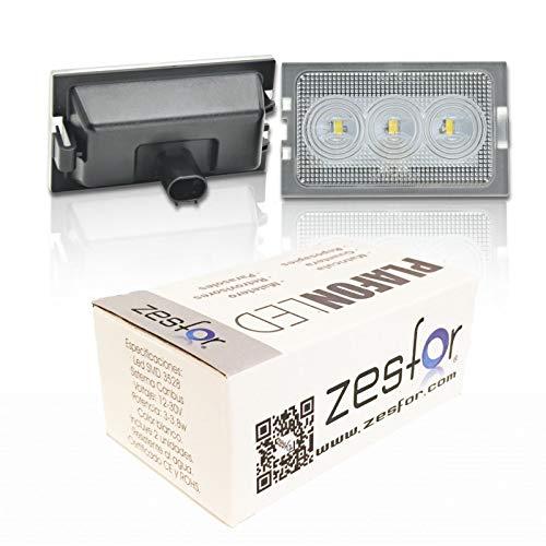 2005-2013 ZesfOr Feux de Plaque dimmatriculation LED pour Land Rover Range Rover Sport