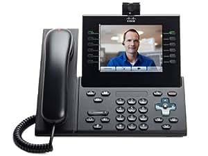 Cisco CP-9951-C-CAM-K9= - Teléfono VOIP, Gris
