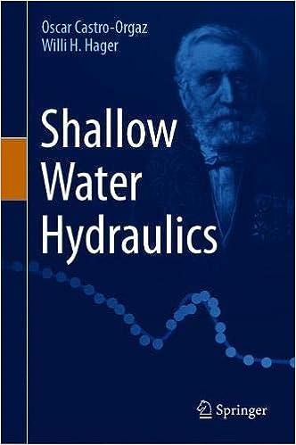 Shallow Water Hydraulics: Oscar Castro-Orgaz, Willi H  Hager
