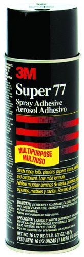 3M 21210 Super 77 Spray Adhesive -