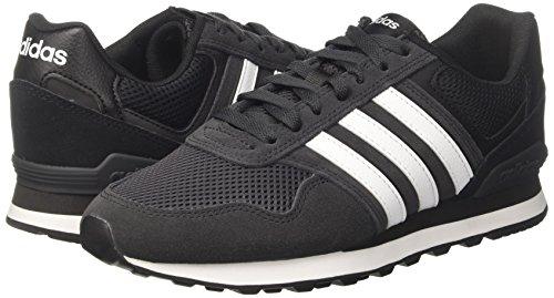 Gymnastique Les Chaussures core 10k Carbon Noirs S18 Core Ftwr Adidas De Black Hommes S18 Blanc Pour BwXtxqxS