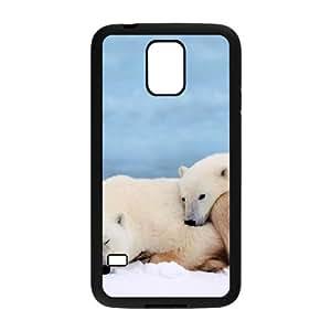 DIYCASETORE Diy Case Polar Bear Customized Case For SamSung Galaxy S5 i9600