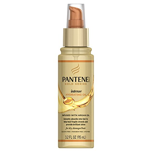 (Pantene Pro-V Gold Series Intense Hydrating Oil Treatment, 3.2 fl)