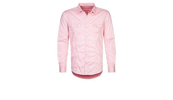 KAPORAL Moby Camisa Rosa Camisa Std 14 M4: Amazon.es: Ropa y accesorios