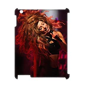 TOSOUL Lady Gaga Pattern 3D Case for iPad 2,3,4