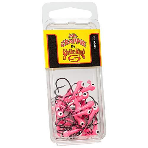 Strike King Mr.Crappie Jig Heads 25 Pack