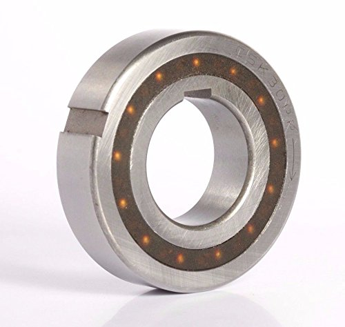 One Way Bearing Sprag Clutch Freewheel Backstop Keyway (CSK30PP)