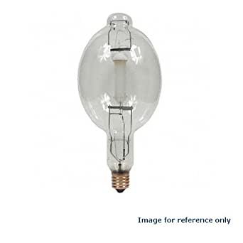 GE 37405 - MVR1500/HBU 1500 watt Metal Halide Light Bulb