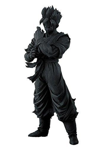 Black Color Ver. japan import Banpresto Dragon Ball Z Son Gohan Figure Resolution of Soldiers vol.6