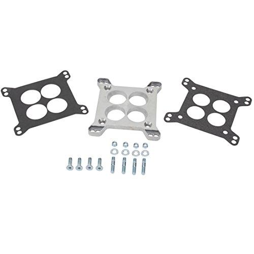 Holley/Edelbrock to Carter WCFB 4-Barrel Carburetor Adapter Plate -