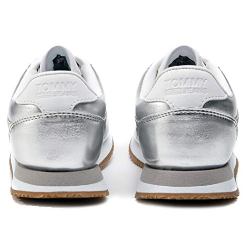 Tommy Pelle Sportive Ladies Scarpe Sneaker Shoes Donna Hilfigher Scarpette Oaqdgw